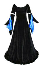 Plus Size Medieval Dress Halloween Costume Renaissance Vintage Luxury Royalty