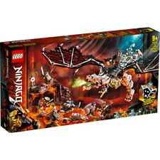 LEGO NINJAGO Skull Sorcerers Dragon 71721