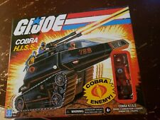 GI Joe Classified Cobra H.I.S.S Walmart Exclusive IN HAND HISS 2020 Vehicle Tank