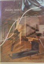 NEW Fluidity stretch DVD Michelle Austin workout fitness exercise reformer