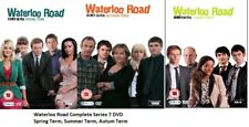 WATERLOO ROAD COMPLETE SERIES 7 DVD Seventh Summer Autumn Spring Term UK New R2