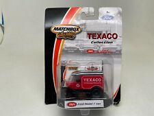 MATCHBOX-COLLECTIBLES-1921 FORD MODEL T VAN-(TEXACO)-2001-SEALED ON CARD