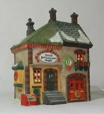 Dept 56 - North Pole Series Christmas Village - Orly's Bell & Harness Building