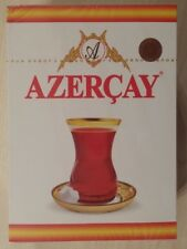 Azercay - Azerbaijanian Black Tea with bergamot aroma, 250g / 8.8 Oz