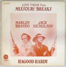 Brando Nicholson 45 tours Missouri Breaks 1976