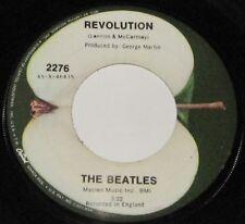 The BEATLES UNPLAYED NOS NM  Orig 1968 HEY JUDE 45 w/ Capitol Logo! Apple Sleeve