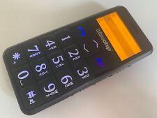 Bluechip BC5i - Black (Unlocked) sos Mobile Phone Big Button senior