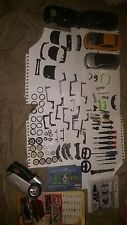 XMODS RC Lot Mustang, Rsx , Evolution ,Scion Remote Kit & lot of extra Parts