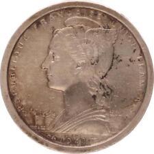 O207 Madagascar 2 francs Essai Marianne 1948 SUPERBE -> Faire offre