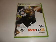 Xbox 360 moto gp 08