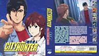 City Hunter (Chapter 1 - 134 End + 5 Move) ~ All Region ~ Brand New Factory Seal