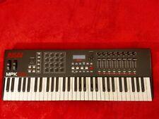 New ListingAkai Professional Mpk261 Performance Keyboard 61-Key Semi-Weighted Usb Midi