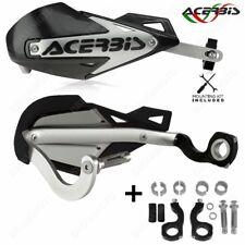 "Acerbis 0013056.090 handguards couple motocross MULTIPLO """"E"" black UK"