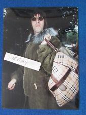 """Original Press Photo - 8""""x6"""" - Oasis - Liam Gallagher -1999 - A"""