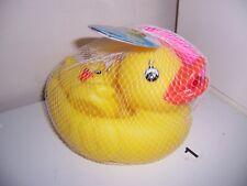 Bath Pals toysmith rubber duck set New large