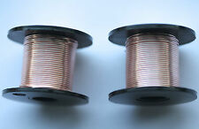 Wire - Rose Gold Copper Coloured 0.71mm x 14m x 2 reels