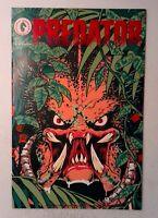 Predator #2 Dark Horse 1989 VF+ Copper Age Comic Book 1st Print