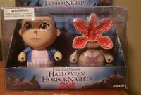 Halloween Horror Nights Universal Studios Parks HHN 2018 Stranger Things Figures
