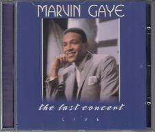 Marvin Gaye - the last concert (Live)