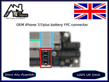 OEM iPhone 7/7plus battery fpc connector on motherboard repair part fix