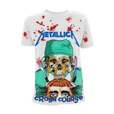 Metallica 'Crash Course In Brain Surgery' T shirt - NEW