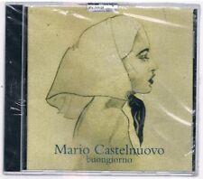 MARIO CASTELNUOVO BUONGIORNO CD F.C.  NUOVO SIGILLATO!!!