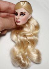 Fashion 2015 Aristoctatic Agnes Repaint Doll Head FR Royalty Perfect