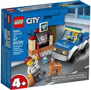 LEGO® 60241 City Police Dog Unit