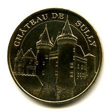 45 SULLY-SUR-LOIRE Château, 2011, Monnaie de Paris