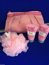 Markenlose Körperpflege mit Rosen-Duft