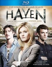 New! Haven BLU-RAY 2nd Second Season 2