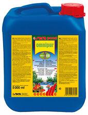 Sera Pond Omnipur S 5000 ml  Fisch Krankheiten Parasiten Würmer Breitbandwirkung