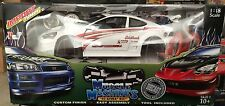 Muscle Machines 03 Acura Rsx White Model Kit Metal Escala 1/18