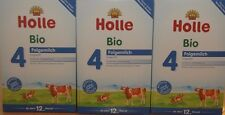 Holle Organic Baby Infant Formula Stage 4- (3- Boxes)  Priority Shipping 9/2018