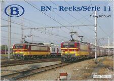 Objectiv Rail 978-2-930748-40-5 BUCH SNCB NMBS BN - Reeks/Série 11  Neu+OVP
