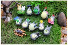 12pcs Hayao Miyazaki Japan Anime Lovely My Neighbor Totoro Figure Toy USA Seller