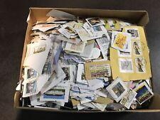 Germany Kiloware Unsorted On Paper Mixture, Commemorative, 8 Ounces