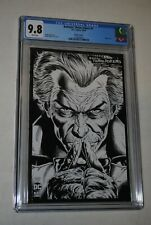 Batman 3 Jokers Book Two CGC 9.8 Error on Label as a Book One