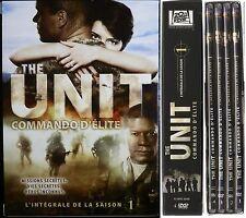 THE UNIT  -  Intégrale saison 1 - Coffret 4 boitiers slim - 4 DVD