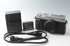 Fujifilm X Series X-E1 Body Silver 16.3MP Mirrorless Digital SLR Camera