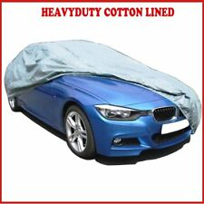VAUXHALL ASTRA VXR - LUXURY HEAVYDUTY FULLY WATERPROOF CAR COVER COTTON LINED