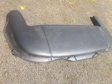 Genuine Audi TT Convertible , Roadster, Soft-Top Tonneau Cover From 54 Plate.