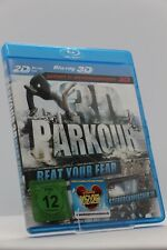 Parkour 3D - Beat your fear | Blu-ray | sehr guter Zustand | Doku