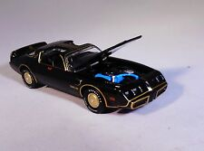 GL RARE SMOKEY & THE BANDIT '80 PONTIAC FIREBIRD VERY LIMITED RUBBER TIRES