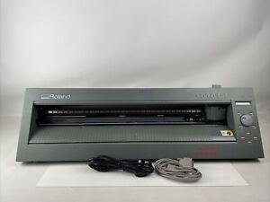 Roland CX-24 CAMM-1 Vinyl Cutter Pen Plotter Desktop Sign Maker