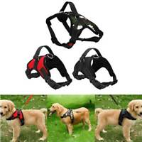 Small Large Dog Adjustable Harness Pet Walk Out Hand Strap Soft Vest Collar  HOT