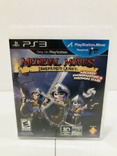 Medieval Moves: Deadmund's Quest (Playstation 3, 2011) PS3