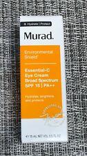(1) Murad Environmental Shield Essential-C Eye Cream SPF15 EXP 05/21