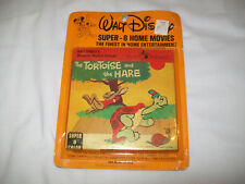 Vintage Walt Disney The Tortoise and the Hare Super-8 Home Movie (NIP)