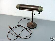 ANTIQUE DESK LAMP MID CENTURY RETRO MODERN INDUSTRIAL STEAMPUNK LIGHT ACCENT OLD